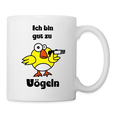 Gut zu Vögeln - Tasse