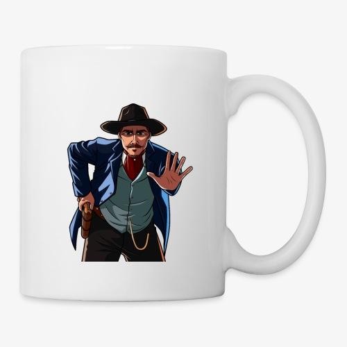 Cowboy Freeze! - Mug
