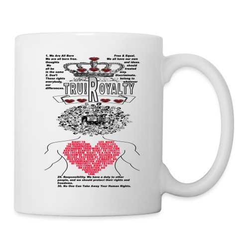 TruRoyalty HUMAN RIGHTS - Mug