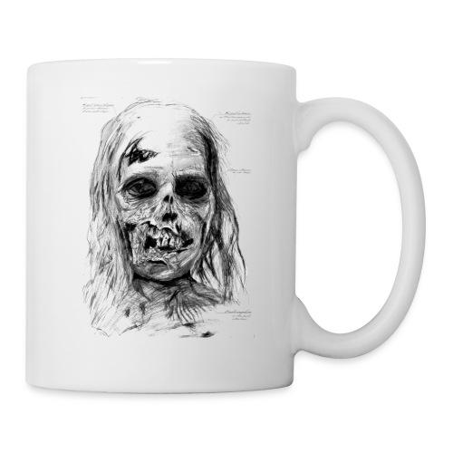 Zombie Kopf - Tasse