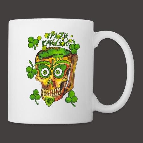 St Patrick - Mug blanc