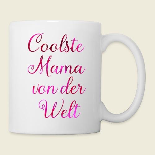 Coole Mama - Tasse