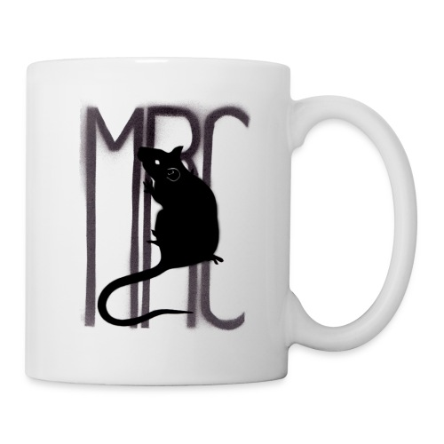 MRC Banksy rat black - Mug
