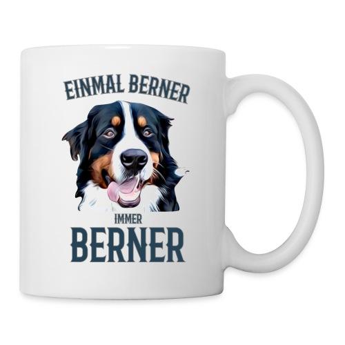 Berner Sennenhund Bern Geschenk Hundehalter - Tasse