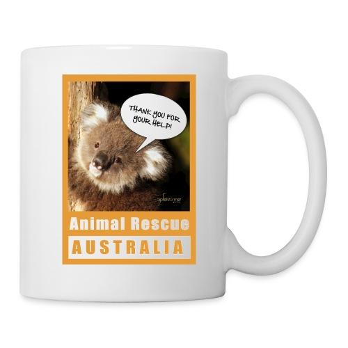 Thank You Koala - Spendenaktion Australien - Tasse