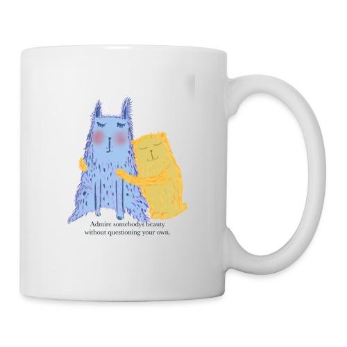 Admire each other - Mug