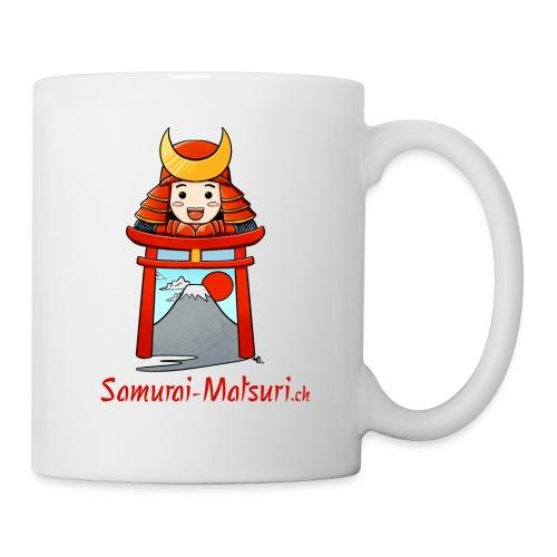 Samurai Matsuri Torii - Tasse