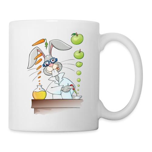 Versuchskaninchen - Tasse