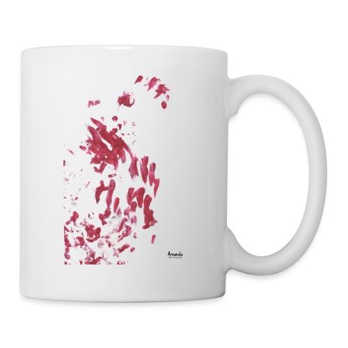 Amanda's handiwork - Mug