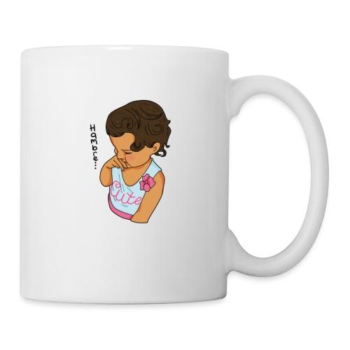 La Baby tiene hamabre - Taza