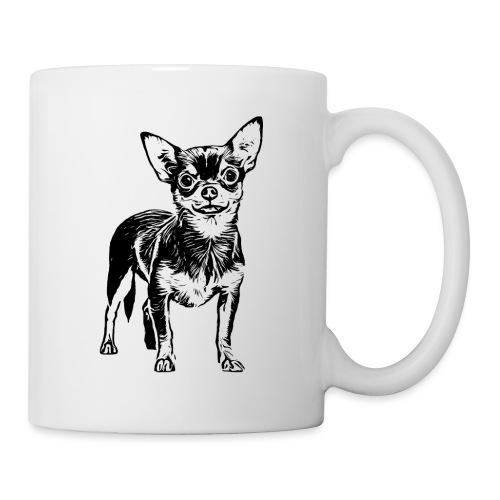 Chihuahua Hunde Design Geschenkidee - Tasse