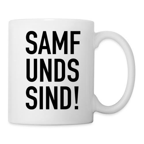 Samfundssind - Kop/krus