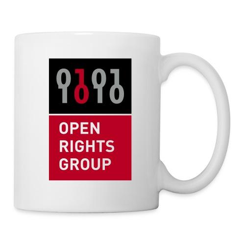 org vertical logo rgb - Mug