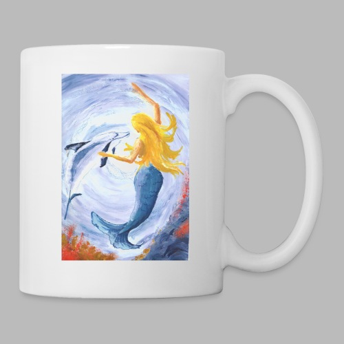 Mermaids Bild - Tasse