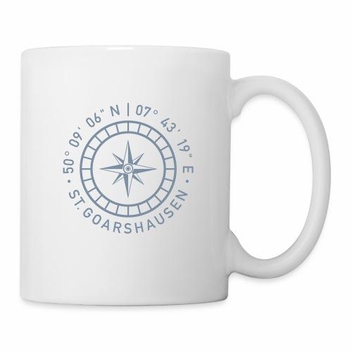 St. Goarshausen – Kompass - Tasse