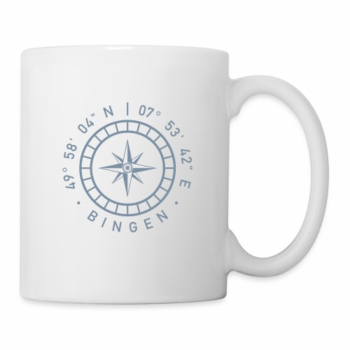 Bingen – Kompass - Tasse