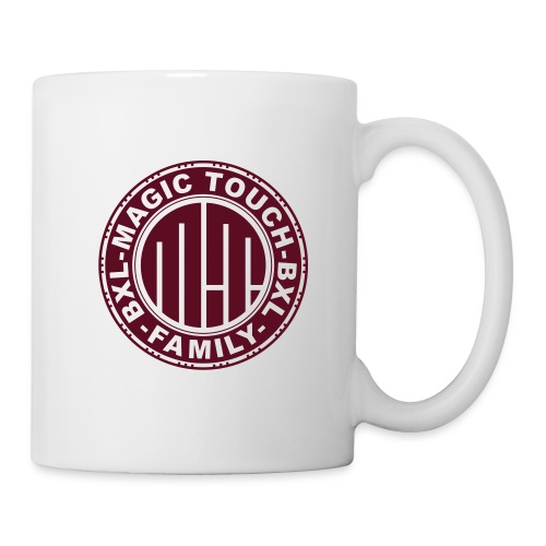 magic touch circle2 - Mug