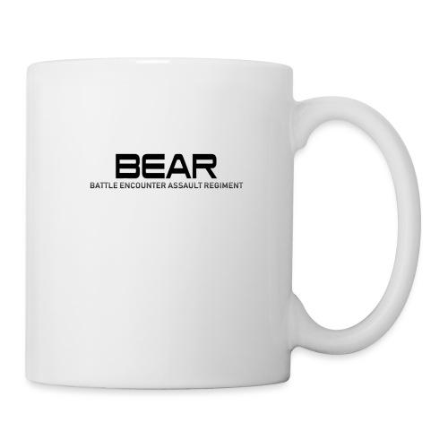 BEAR Battle Encounter Assault Regiment - Mug blanc