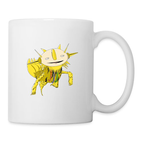 SPIKIE 80s Comic - Mug