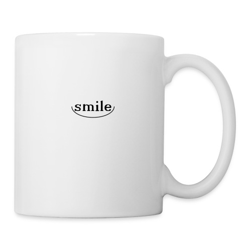 Do not you even want to smile? - Mug