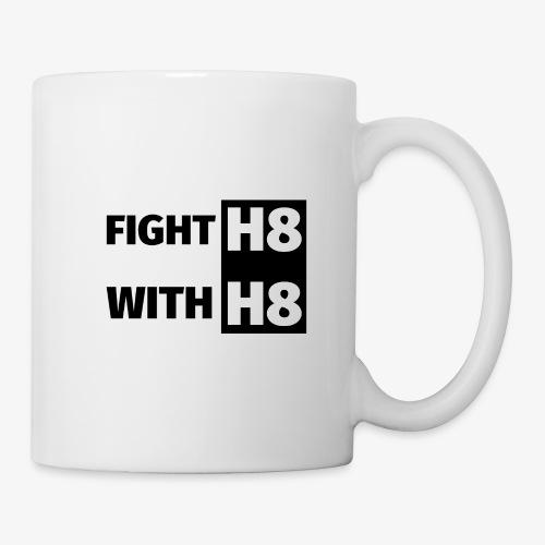FIGHTH8 dark - Mug