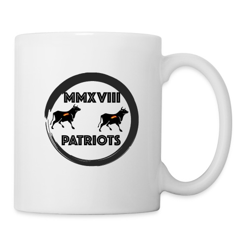 Patriots mmxviii - Taza