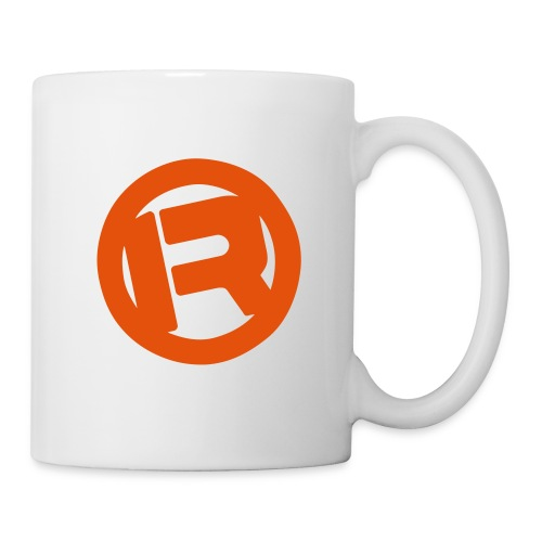 Logo Rage Officiel - Mug blanc