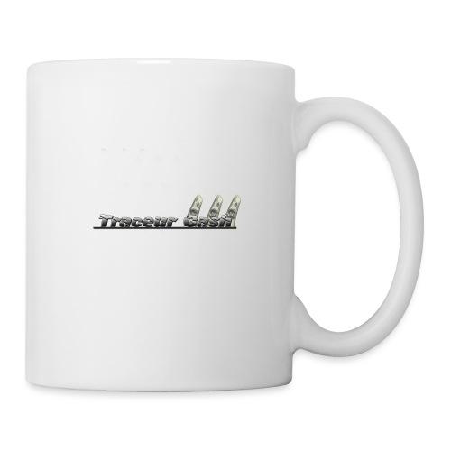 Traceur Cash - Mug blanc