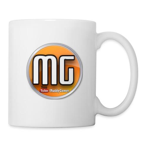 muddy gamer branding - Mug