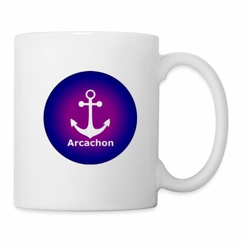 Ancre Arcachon - Mug blanc