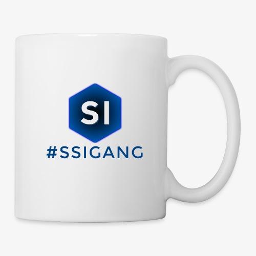 SSI GANG - Mug blanc