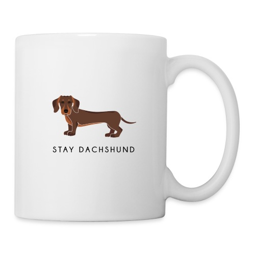 Dachshund Brown - Tazza