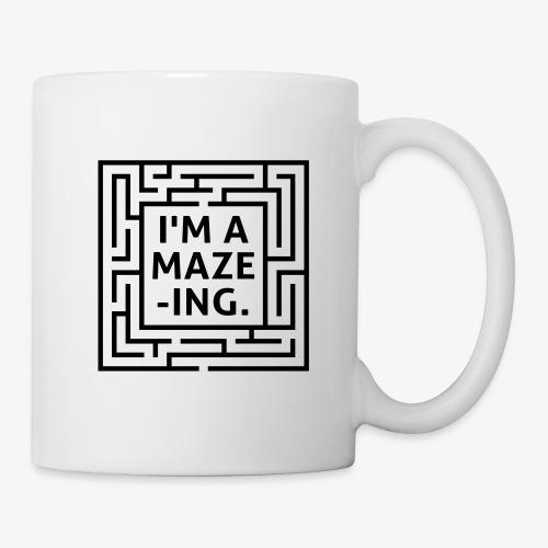 A maze -ING. Die Ingenieurs-Persönlichkeit. - Tasse