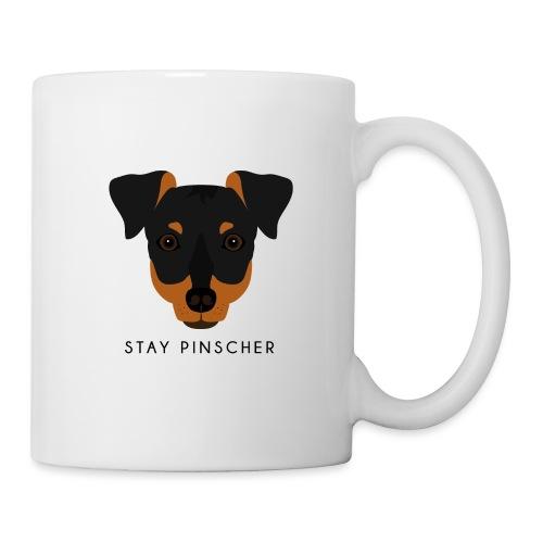 Pinscher - Black - Tazza