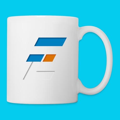 Electronic-series - Mug blanc