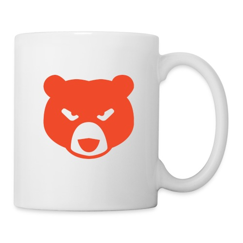 Thermal Grizzly Bear - Tasse