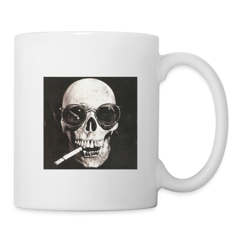 Squelette thug - Mug blanc