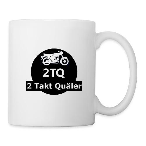 2 Takt Quäler Logo - Tasse