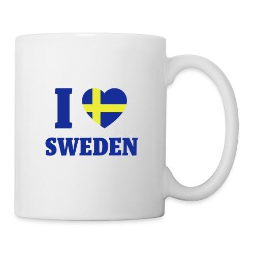 LoveSweden - Mugg