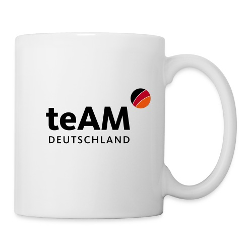 das sportliche teAM Logo - Tasse