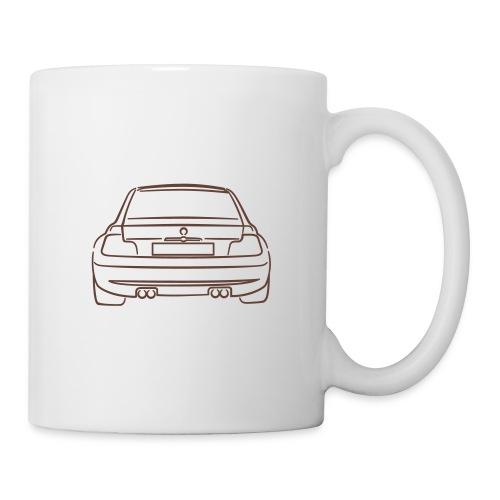 z3 coupé - Mug blanc