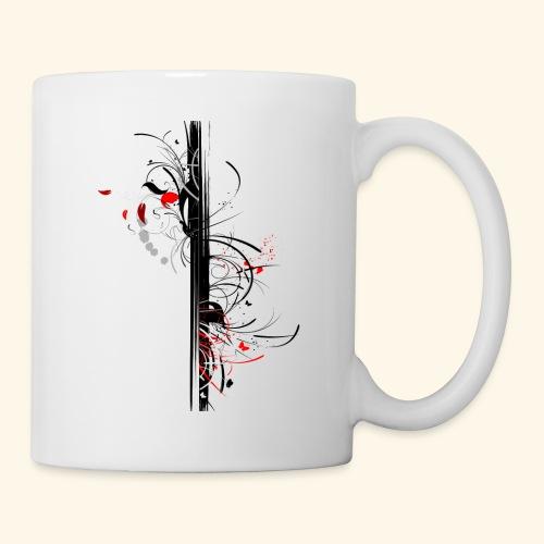 Papillonade - Mug blanc
