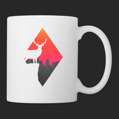 Sunset Deer - Mug