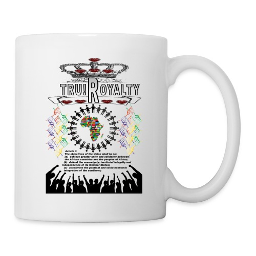 TruRoyalty AFRICAN UNION - Mug