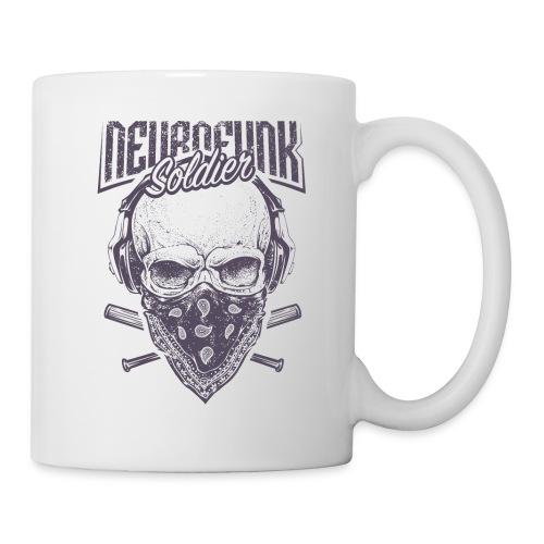 neurofunk soldier - Mug blanc