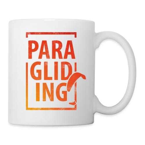 Paragliding Gleitschirmfliegen Paragleiten - Tasse