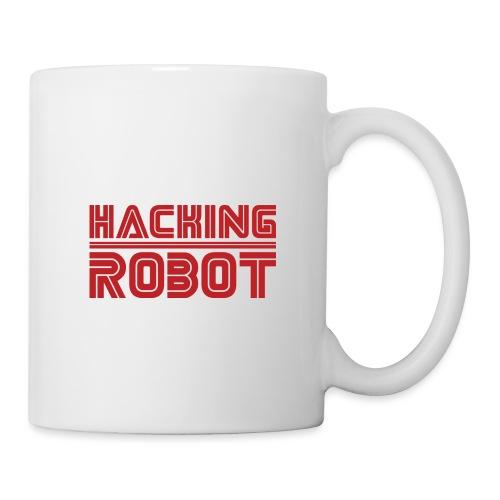 Mr. Robot - Hacking Robot - Mug