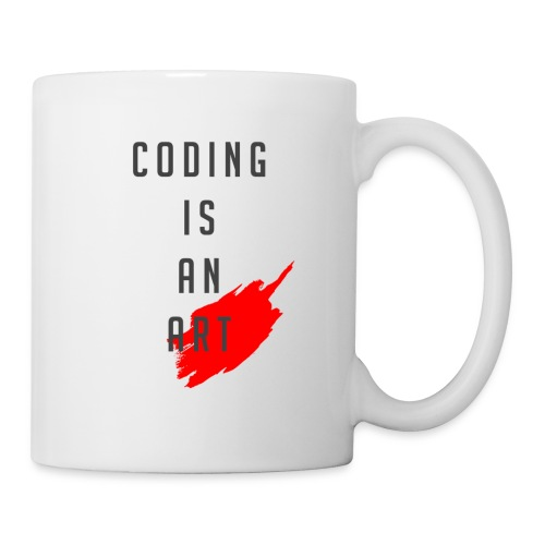Coding is an Art - Tasse