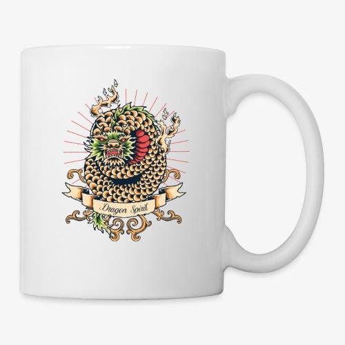 Esprit de dragon - Mug blanc