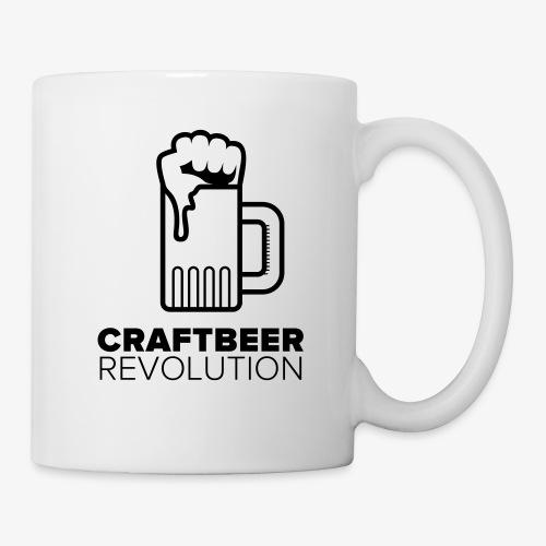 Craftbeer Revolution - Tasse